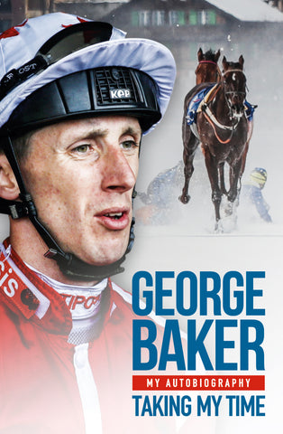 Taking My Time by George Baker<br>*** Pre-order Now ***