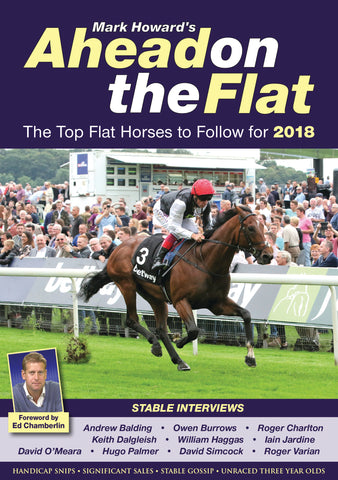 Ahead on the Flat 2018 by Mark Howard
