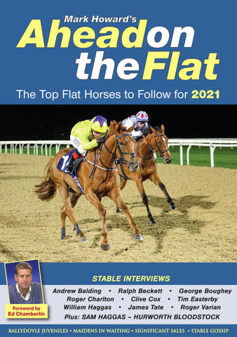 Ahead on the Flat 2021 - pre order now