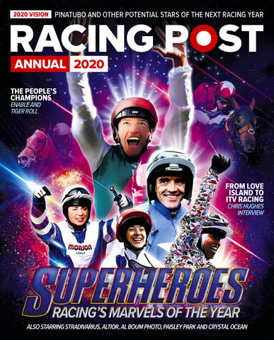 Racing Post Annual 2020<br/>*** Pre-order Now ***