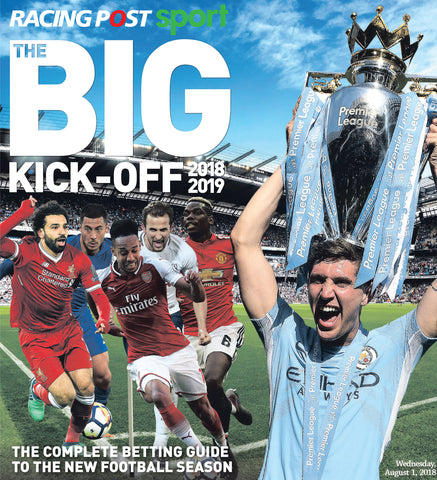 The Big Kick Off 2018-19 PAPER version