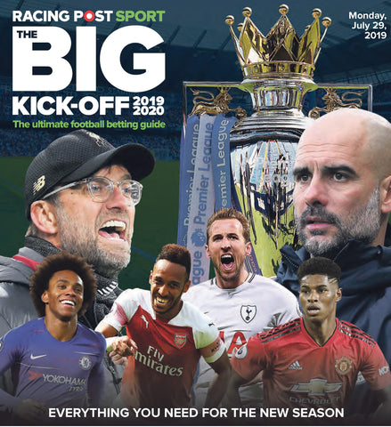 The Big Kick-Off 2019-20 PAPER version