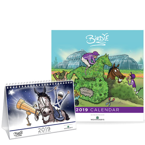 Birdie Calendar Bundle 2019 *** Pre-order Now ***