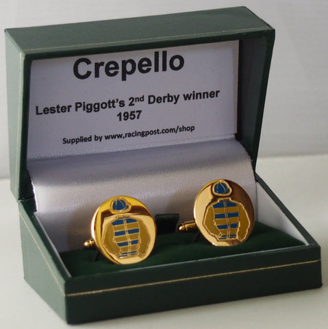 Crepello cufflinks