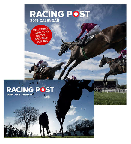 Racing Post Calendar Collection 2019