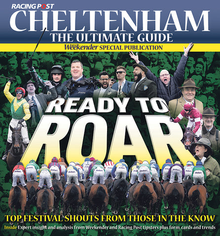 Cheltenham: The Ultimate Guide 2018<br>*** Pre-order Now ***