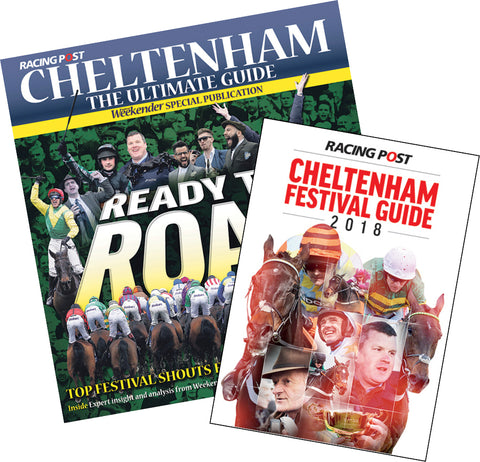 The Cheltenham Festival Collection 2018 *** Pre-order Now ***