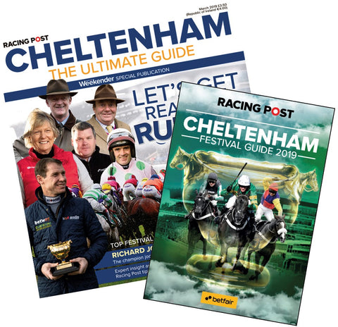 The Cheltenham Festival Collection 2019