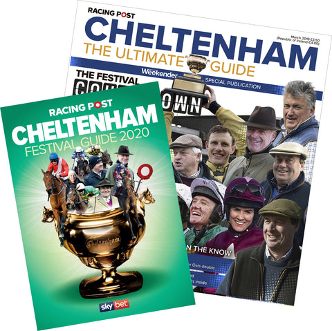 The Cheltenham Festival Collection 2020