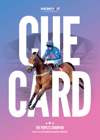 Cue Card: The People's Champion<br>*** Pre-order Now ***