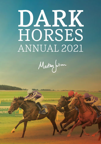 The Dark Horses Annual 2021 - pre order now