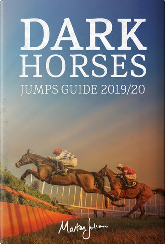 Dark Horses Jumps Guide 2019-2020 by Marten Julian *** Pre-order Now ***
