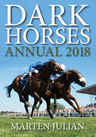 Dark Horses Annual 2018<br> by Marten Julian *** Pre-order Now ***