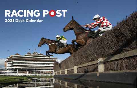 Racing Post Desk Calendar 2021
