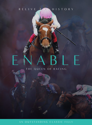 Enable - The Queen of Racing DVD