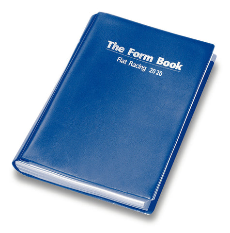 The Form Book Flat 2020 Turf Season