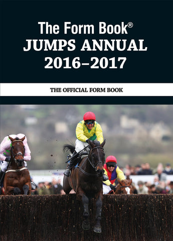<b>The Form Book Jumps Annual 2016-2017</b>
