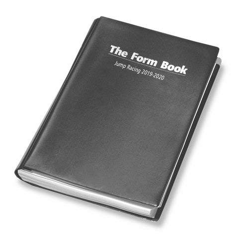 The Jumps Form Book 2019-2020 Six Weeks