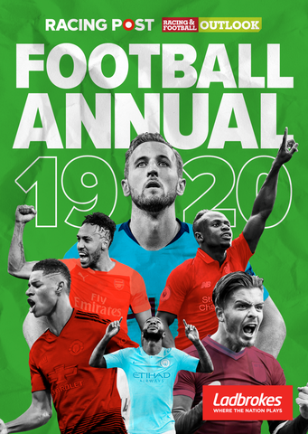 Racing Post & RFO Football Annual 2019-2020