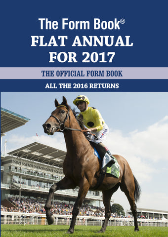 <b>The Form Book Flat Annual for 2017</b>