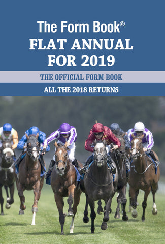 The Form Book Flat Annual for 2019 <br/>*** Pre-order Now ***