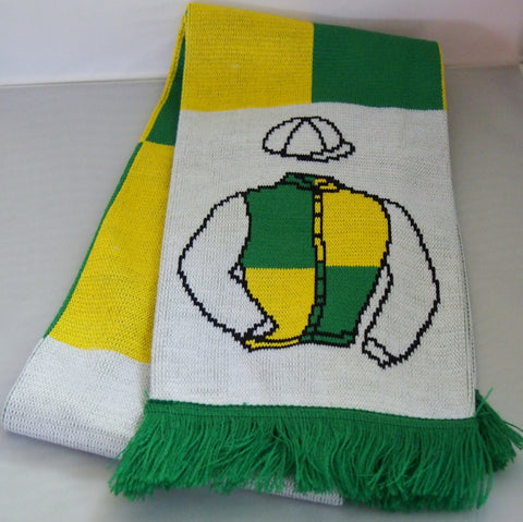 Trevor Hemmings Colours Scarf