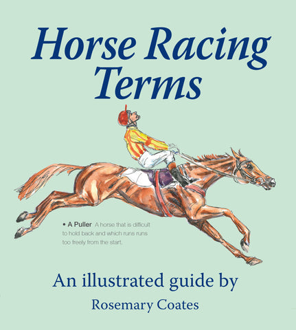Horse Racing Terms by Rosemary Coates