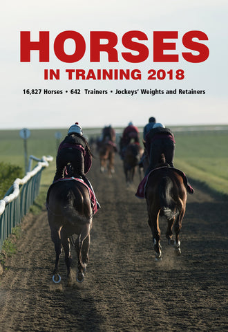 Horses in Training 2018