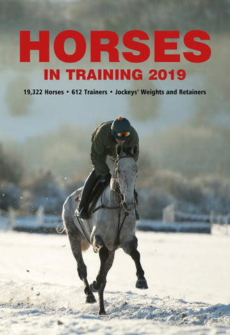 Horses in Training 2019 <br/>*** Pre-order Now ***