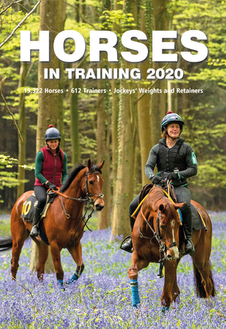 Horses in Training 2020 <br/>*** Pre-order Now ***