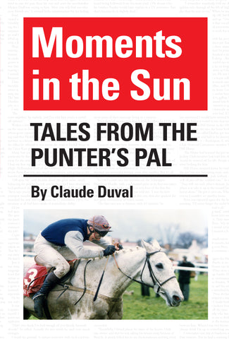 Moments In The Sun by Claude Duval <br>*** Pre-order Now ***