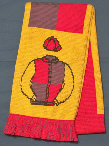 Native River Colours Scarf