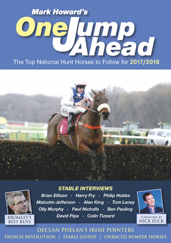 One Jump Ahead 2017-2018 by Mark Howard