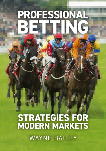 Professional Betting by Wayne Bailey
