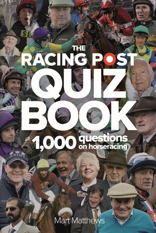 The Racing Post Quiz Book