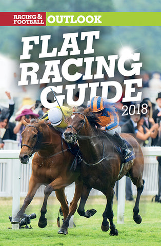 RFO Flat Racing Guide 2018<br>*** Pre-order Now ***