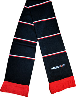 Racing Post Scarf