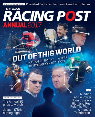 <b>Irish Racing Post Annual 2017</b><br/>