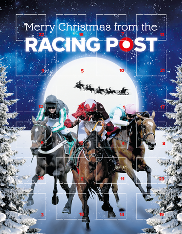 Racing Post Chocolate Advent Calendar
