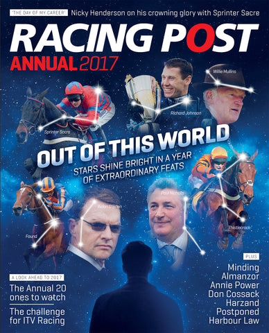 <b>Racing Post Annual 2017</b>