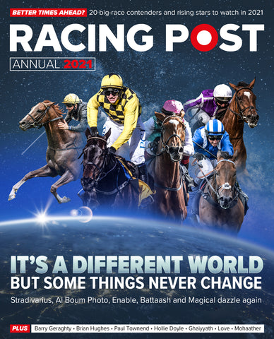 Racing Post Annual 2021 ***Pre-order Now***
