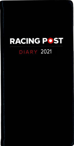 Racing Post Pocket Diary 2021 **pre order**