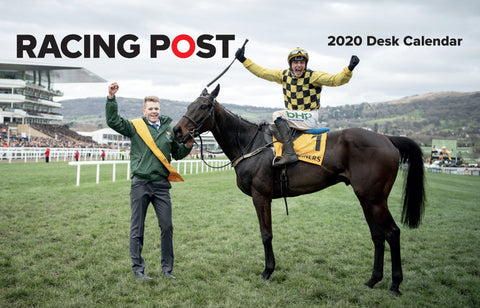 Racing Post Desk Calendar 2020