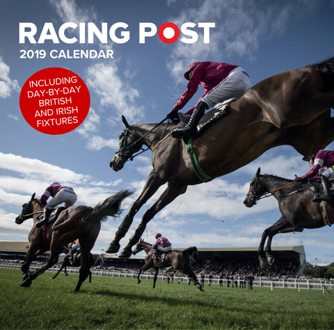 Racing Post Wall Calendar 2019