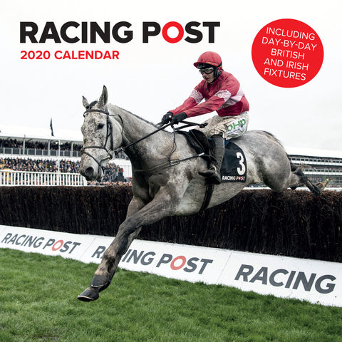 Racing Post Wall Calendar 2020