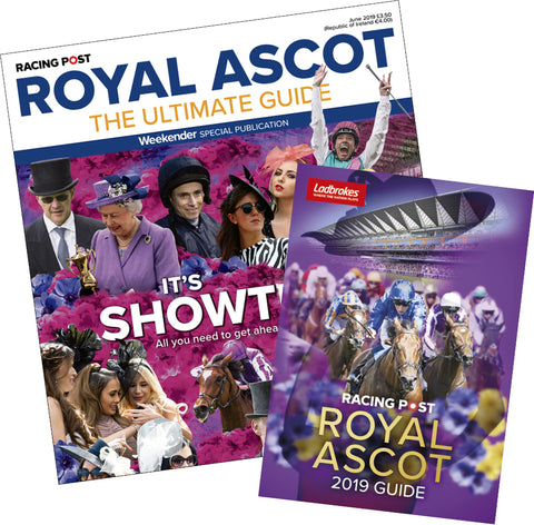 The Royal Ascot Collection 2019