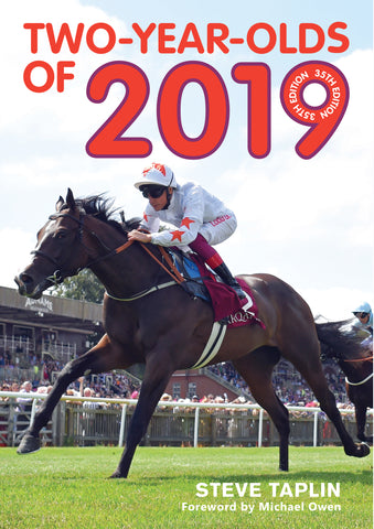 Two-Year-Olds of 2019 by Steve Taplin *** Pre-order Now ***