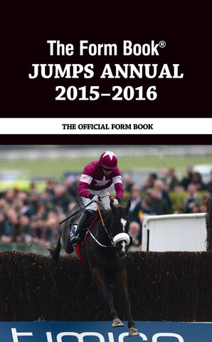 The Form Book Jumps Annual for 2015-2016