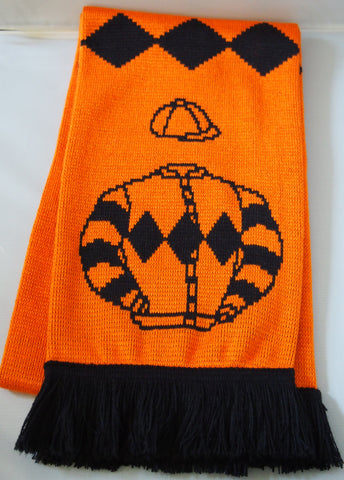 Thistlecrack Colours Scarf