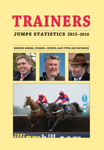 Trainers Jumps Statistics 2015-2016